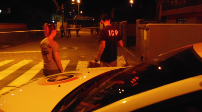 Polícia registra quarto homicídio de 2017 em Blumenau