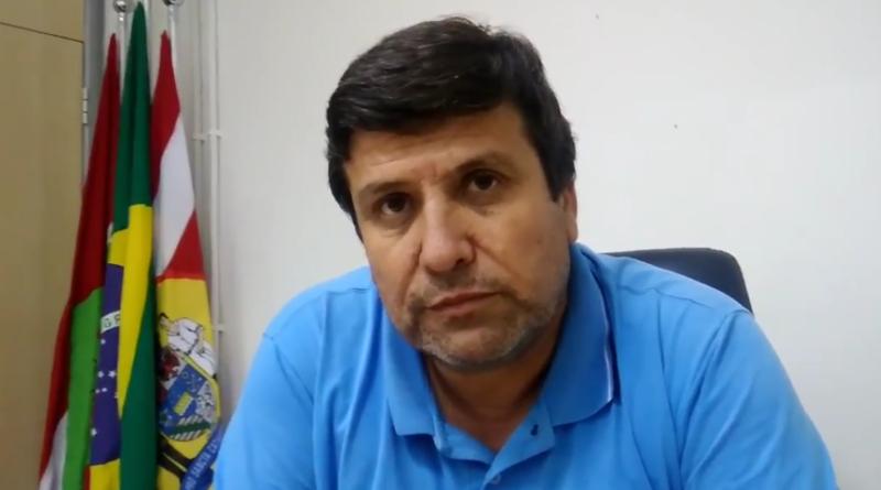 Ailton de Souza fala sobre os primeiros projetos do mandato como vereador em Blumenau