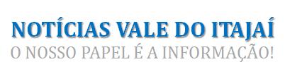 Notícias Vale do Itajaí