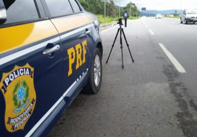 PRF inicia operação Tiradentes em rodovias federais