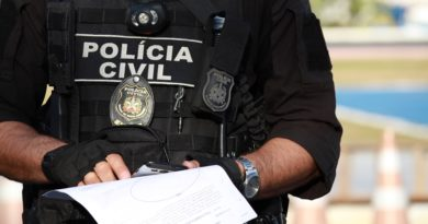 Homem é preso por descumprimento de medida protetiva, em Blumenau