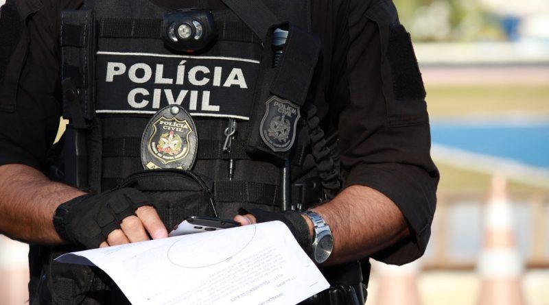 Entre ontem e esta sexta-feira a Polícia Civil de todos os estados prendeu mais de 600 adultos e apreenderam pelo menos 45 menores infratores
