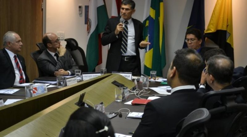 Secretários estaduais de Segurança Pública debatem em Brasília integração das polícias