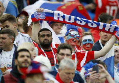 Vai jogar contra o anfitrião? Vai ser russo!