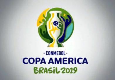 Conmebol divulga logo da Copa América de 2019, no Brasil