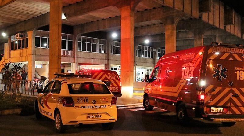 Homem é morto por oito facadas no Terminal Rodoviário de Blumenau