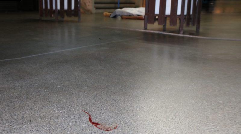 Polícia Militar prende suspeito do homicídio da Rodoviária de Blumenau momentos após o crime