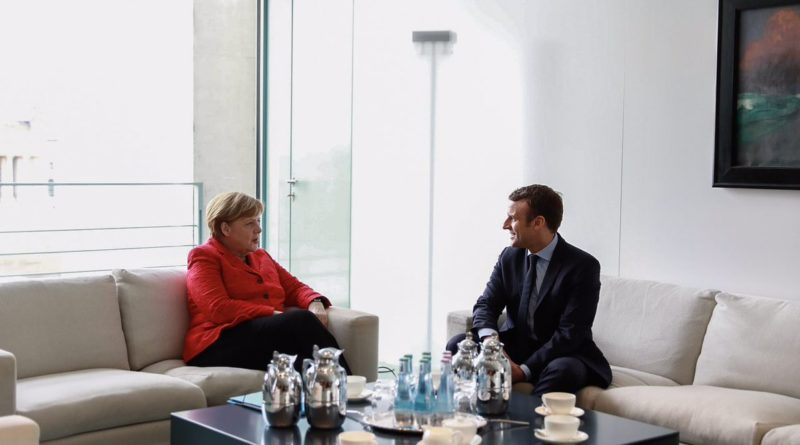 Para Merkel, Bolsonaro ameaça acordo entre UE e Mercosul