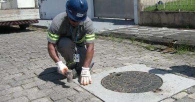 BRK divulga cronograma das obras de esgoto durante as férias em Blumenau