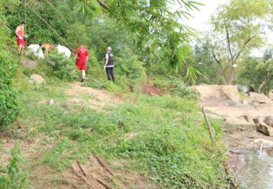 Corpo de adolescente, vítima de afogamento no rio Itajaí Açú é localizado na tarde desta sexta-feira, em Blumenau