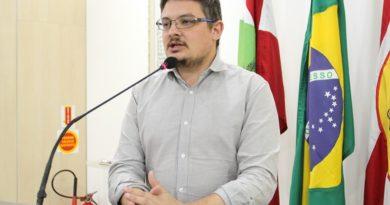 Bruno Cunha se manifesta quanto ao seu comportamento na votação da última sessão na Câmara de Blumenau