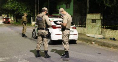Homicídio é registrado na noite desta quarta-feira (17), em Blumenau
