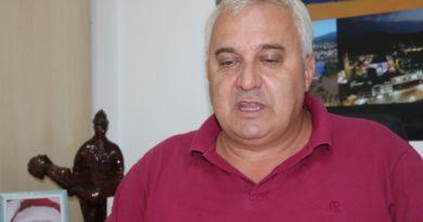 Zeca Bombeiro afirma que neste momento é contrário ao aumento do número de vereadores em Blumenau