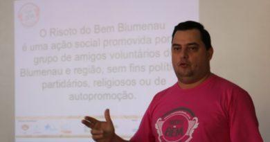 4ª edição do Risoto do Bem beneficiará quatro entidades em Blumenau