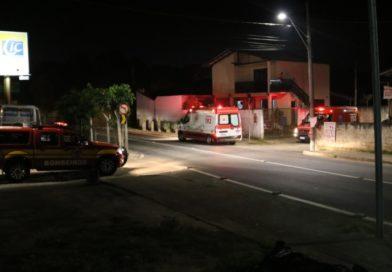 Tentativa de homicídio é registrada no bairro Itoupava Norte, em Blumenau