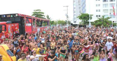 Balneário Camboriú terá cinco dias de atrações no carnaval 2020