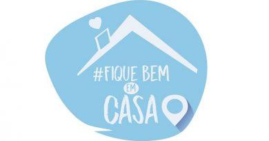 #FicarBEMemcasa com Live  para crianças em prol do Projeto Crescer e Semear