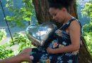 Boa ação em dose dupla: Grávida de gêmeos com alto risco ganha surpresa de hospital em Blumenau