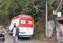 Homem é encontrado sem sinais vitais caído ao lado de escadaria no bairro Garcia, em Blumenau