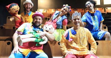 Fuzuê do Pererê festeja histórias e ritmos brasileiros com espetáculo gratuito em Itajaí